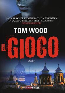 Il gioco - Tom Wood - copertina