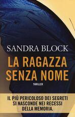 Libro La ragazza senza nome Sandra Block