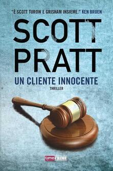 Un cliente innocente - Scott Pratt,Francesco Vitellini - ebook