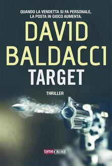 Target. Will Robie. Vol. 4 - David Baldacci - copertina
