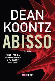 Abisso - Dean R. Koontz - copertina