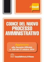 Codice del nuovo processo amministrativo