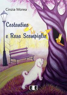 Costantino e Rosa Scompiglio - Cinzia Morea - copertina