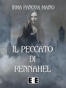 Il peccato di Rennahel - Irma Panova Maino - copertina