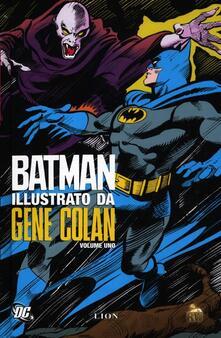 Batman. Vol. 1 - Gene Colan - copertina