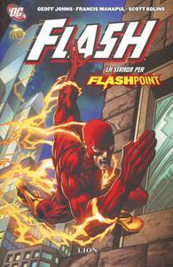 La strada per Flashpoint. Flash. Vol. 2