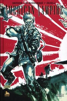 American vampire. Vol. 3 - Scott Snyder,Danijel Zezelj,Rafael Albuquerque - copertina