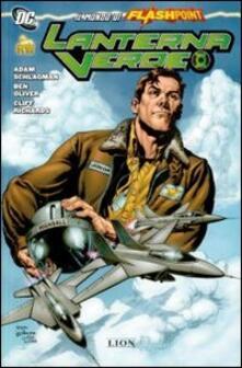 Il mondo di Flashpoint. Lanterna verde. Vol. 1 - copertina