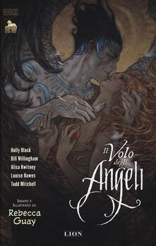 Il volo degli angeli - copertina