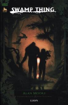 Swamp Thing. Vol. 3 - Alan Moore,Steve Bissette,John Totleben - copertina