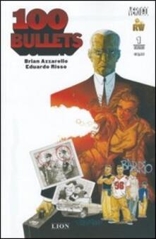 100 bullets 1. Vertigo monthly. Vol. 2 - Brian Azzarello,Eduardo Risso - copertina
