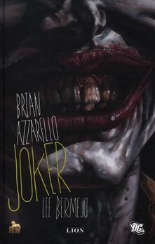 Joker - Brian Azzarello,Lee Bermejo - copertina