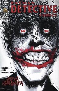 Città affamata. Batman: detective comics. Vol. 2
