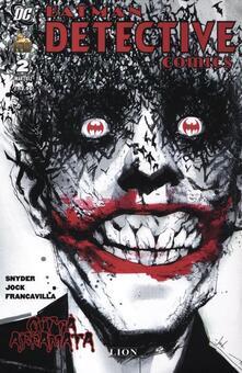 Città affamata. Batman: detective comics. Vol. 2.pdf