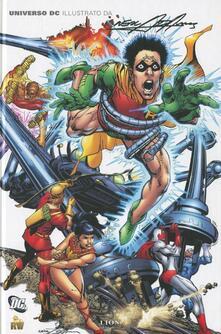 Universo DC illustrato da Neal Adams. Vol. 1 - Neal Adams - copertina