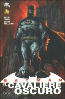 Batman. Il cavaliere oscuro - David Finch,Scott Williams - copertina