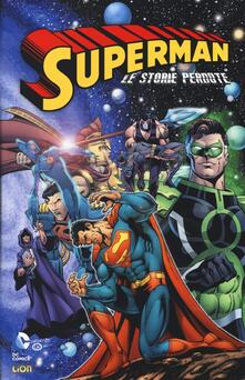 Le storie perdute. Superman - copertina