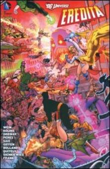 DC universe eredità 2. DC miniserie. Vol. 5 - copertina