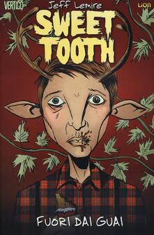 Fuori dai guai. Sweet tooth. Vol. 1 - Jeff Lemire - copertina