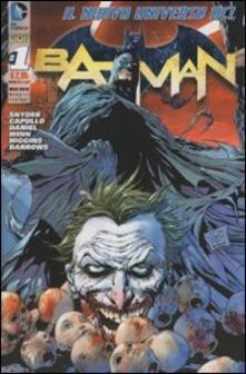 Batman. Ediz. variant. Vol. 1 - copertina