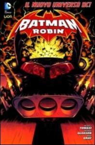 Batman e Robin. Variant. Vol. 1