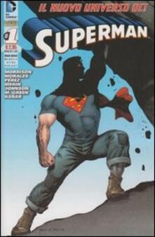 Superman. Ediz. ultravariant. Vol. 1 - copertina