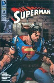 Superman. Ediz. ultravariant. Vol. 2 - copertina