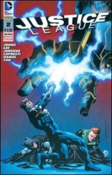 Justice League. Ediz. variant. Vol. 2 - copertina
