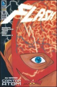 Flash. Vol. 2 - copertina