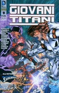 Giovani titani. Vol. 9