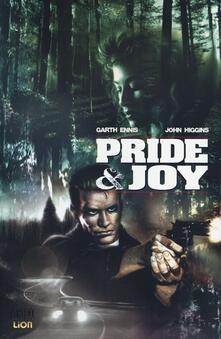 Pride & Joy - Garth Ennis,John Higgins - copertina