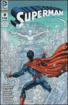 Superman. Ediz. ultravariant. Vol. 3