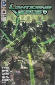 Lanterna verde. Ultra variant. Vol. 3