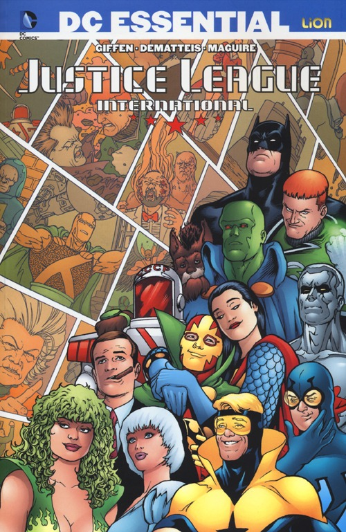 Justice League Internationa...