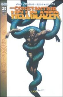 Hellblazer. Vol. 25 - Paul Jenkins,Sean Phillips - copertina
