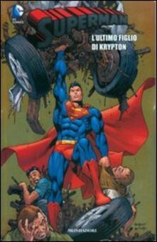 L' ultimo figlio di Krypton. Superman. Vol. 22 - copertina