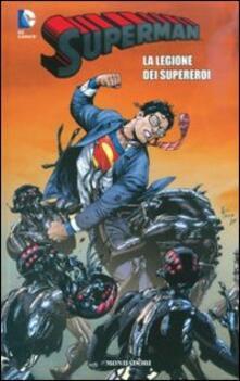 La legione dei supereroi. Superman. Vol. 24 - copertina