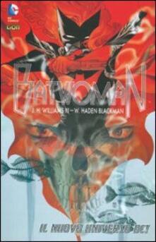 Batwoman. Vol. 1 - J. H. III Williams,W. Haden Blackman - copertina