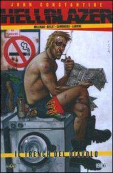 Il trench del diavolo. Hellblazer. Vol. 7 - Peter Milligan,Giuseppe Camuncoli,Stefano Landini - copertina