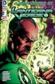Lanterna Verde. Vol. 1 - copertina