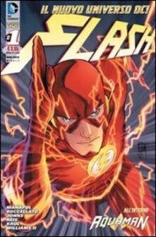 Flash. Vol. 1 - copertina
