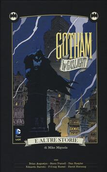 Gotham by Gaslight e altre storie. Batman - Mike Mignola - copertina