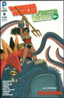 Wonder Woman. Vol. 5 - copertina