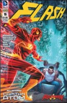 Flash. Vol. 5 - copertina