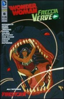 Wonder Woman. Vol. 6 - copertina