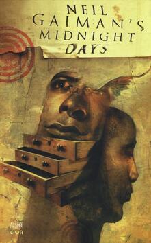 Neil Gaiman's midnight days - Neil Gaiman - copertina