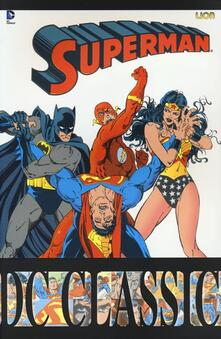 Superman classic. Vol. 2 - copertina