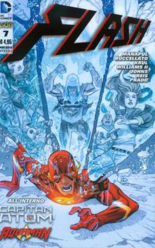 Flash. Vol. 7 - copertina