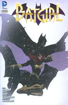 Batgirl. Vol. 2 - copertina