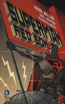 Red son. Superman - Mark Millar,Dave Johnson,Killian Plunkett - copertina